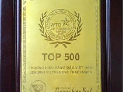 Bac Viet Luat – Has the honor won Top 500 leading Vietnamese Enterprises